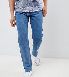 Выбеленные джинсы прямого кроя в стиле 90-х Noak - Коричневый