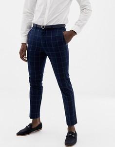 Зауженные брюки Only & Sons - Темно-синий