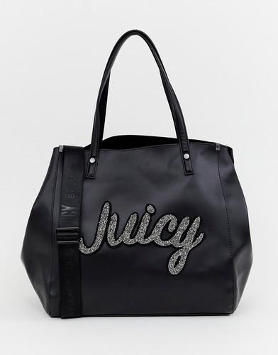 4784efd8783b Сумка Juicy Couture, Для всего самого необходимого, Двойные ручки,  Фирменный логотип, Для тех, кто обожает логотипы на вещах, Внутренний  карман на молнии.