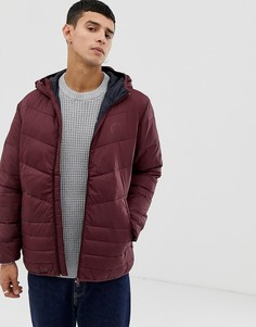 Легкая дутая куртка Jack & Jones - Красный