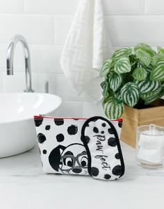 Несессер и маска для сна Disney 101 Dalmatians - Мульти BB Designs