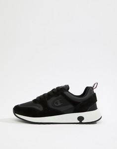 Черные кроссовки Champion VX - Черный