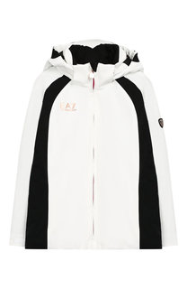 Утепленная куртка Ea 7