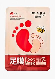 Маска для ног Bioaqua