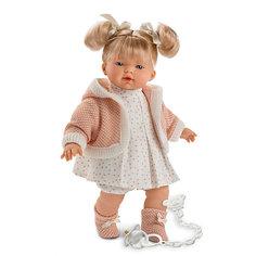 Кукла Llorens Роберта, 33 см, озвученная