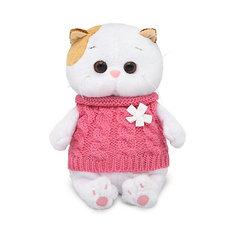 Мягкая игрушка Budi Basa Кошечка Ли-Ли Baby в жилетке, 20 см
