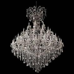Подвесная люстра DIVA SP60 CHROME Crystal lux