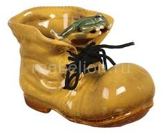 Статуэтка (13х9 см) Ботинок с лягушкой 180-066
