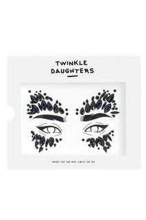 Патч для лица «маска» с черными кристаллами Twinkle Daughters