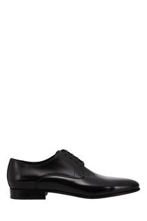 Черные лакированные туфли Dolce & Gabbana
