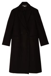 Двубортное шерстяное пальто Stella Mc Cartney