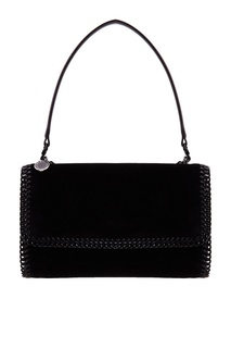 Черная прямоугольная сумка Stella Mc Cartney