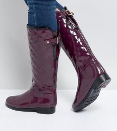 Резиновые сапоги Hunter - Фиолетовый