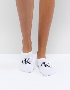 Носки с логотипом Calvin Klein Jeans - Белый