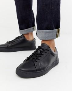 Черные кроссовки Jack & Jones premium - Черный
