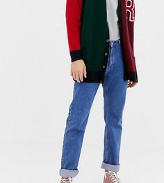 Выбеленные винтажные джинсы в стиле 89-х Reclaimed Vintage - Белый