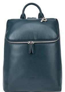 Рюкзак синего цвета из натуральной кожи Picard