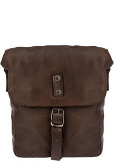 Маленькая кожаная сумка через плечо Aunts & Uncles