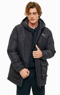 Куртка с карманами и капюшоном Puma