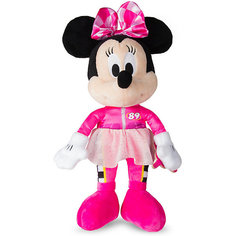 """Интерактивная мягкая игрушка IMC toys """"Disney Mickey Mouse"""" Микки и весёлые гонки: Минни Маус"""