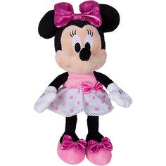 """Disney Мягкая игрушка """"Минни: Минни Маус"""" (34 см, звук, музыка) IMC Toys"""