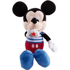 """Disney Мягкая игрушка """"Микки и весёлые гонки: Поцелуй от Микки"""" (34 см, интеракт., звук) IMC Toys"""