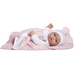 Кукла-пупс Asi Горди с розовым конвертом, 28 см