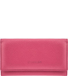Кожаный кошелек с одним отделом для купюр Sergio Belotti