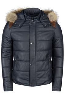 leather jacket ROCCOBAN