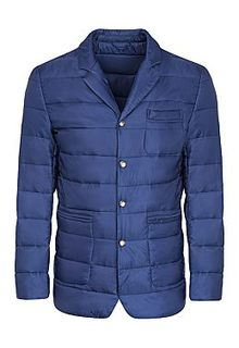 Куртка-пиджак на искусственном пуху Al Franco