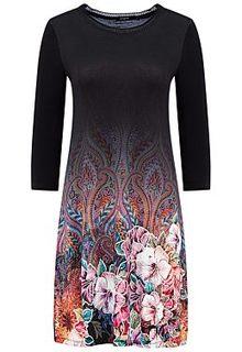 Трикотажное платье Desigual
