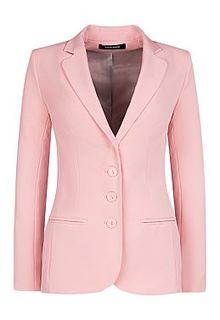 Розовый жакет La Reine Blanche