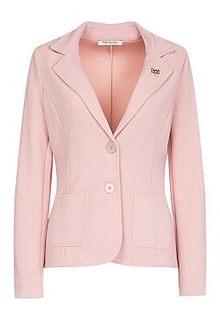 Розовый жакет Betty Barclay