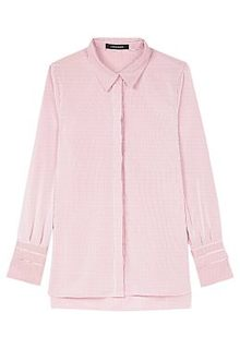 Рубашка в полоску La Reine Blanche