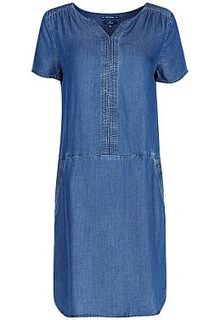 Платье из лиоцелла Tom Tailor