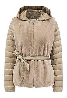 Женская куртка на натуральном пуху Geox