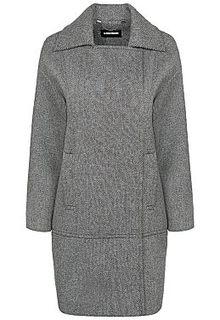 Пальто О-силуэта La Reine Blanche