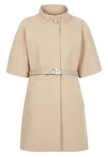 Пальто с укороченным рукавом La Reine Blanche