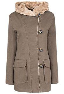 Куртка с капюшоном La Reine Blanche