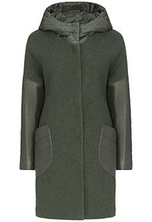 Пальто с утеплителем WATTELINE Electrastyle