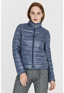 Короткая стеганая куртка La Reine Blanche