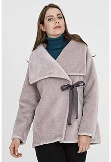 Облегченная шуба из овчины Virtuale Fur Collection