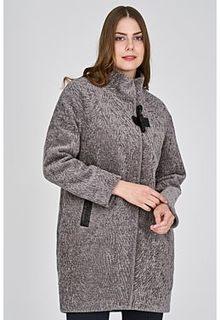Шуба из вязаной овчины Virtuale Fur Collection