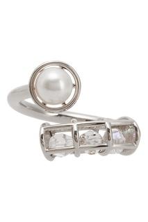 Незамкнутое кольцо Atelier Swarovski x Mary Katrantzou