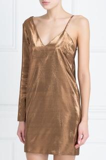 Шелковое платье Mila American Retro