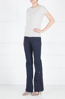 Хлопковые брюки Stella Mc Cartney