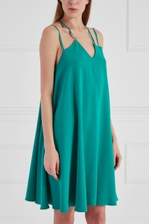 Однотонное платье Chapurin