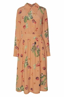 Приталенное платье с принтом Akhmadullina Dreams
