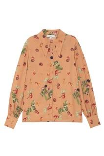 Блуза с принтом Akhmadullina Dreams