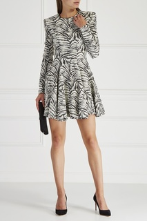 Платье с рисунком-интарсия Plein SUD
